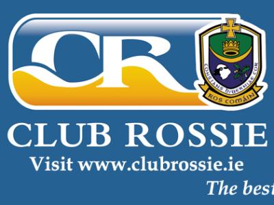 Club Rossie Facebook header