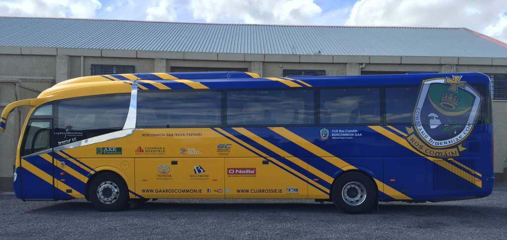 Junior Club Rossie Bus