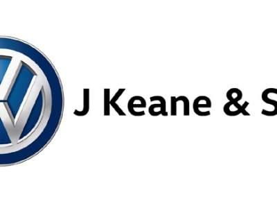 J Keane & Sons Volkswagen