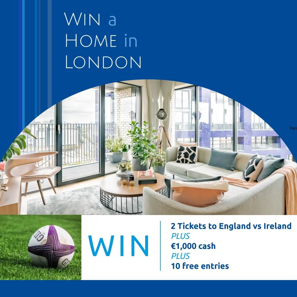 Win 6 Nations Tickets